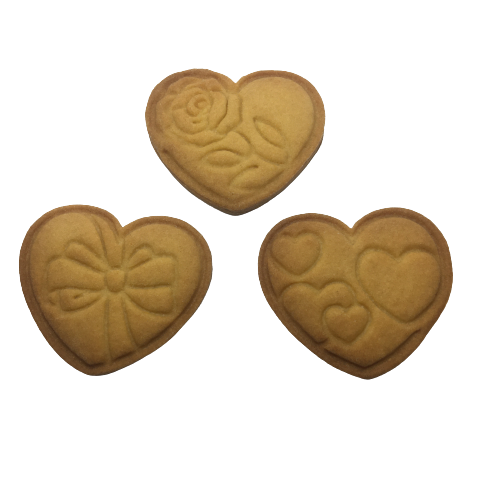 Biscuit Le P'ty Coeur