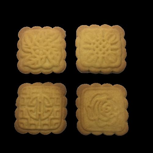 Biscuit Le P'ty Déco Carré