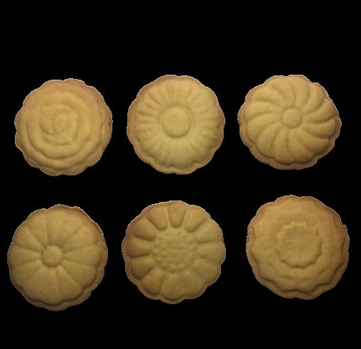 Biscuit Le P'ty Déco Rond